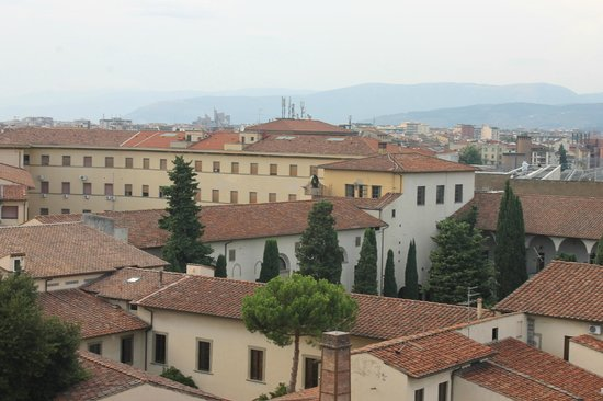 Grand Hotel Minerva: view from the terrace