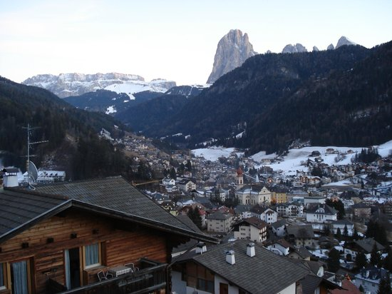 Apartments Marmolada : Panorama.....