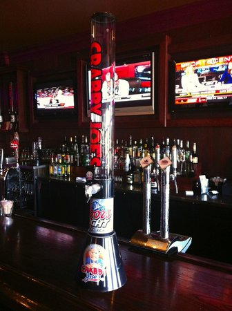 Crabby Joe's Tap & Grill: Unique 100 ounce 'Beer Tube' - $24.99