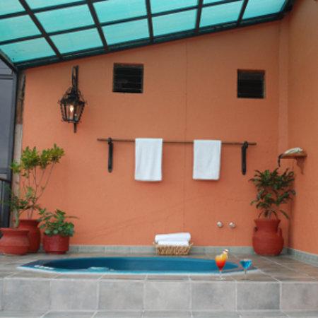 Casa Grande Lagos: SOLARIUM