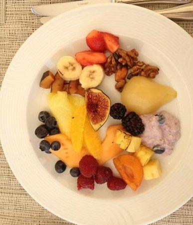 Le Mirador Resort & Spa: Delicious breakfast!