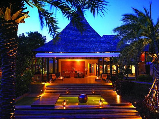 Silavadee Pool Spa Resort: Lobby