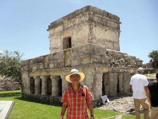 Jaguar Adventures Tours & Travel: My Indiana Jones and the Crystal skull moment at the  Ruins of Tulum