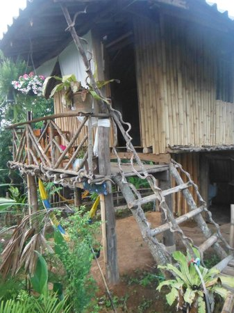 Next Step Thailand (Travel with Joe) Cycling and Hiking Private Day Tours : villa