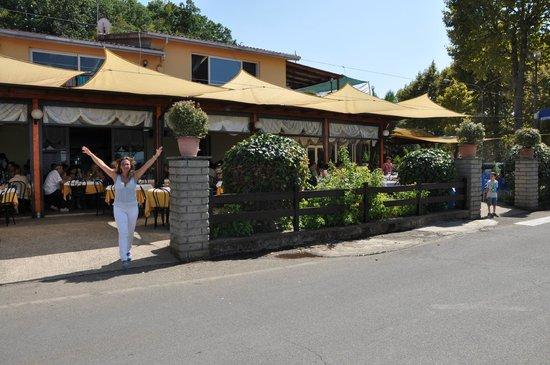 Isola Blu: ristorante