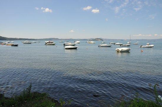Isola Blu: lago