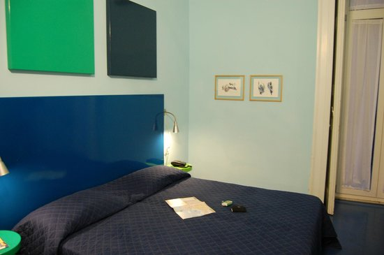 Hotel Correra 241 : the room