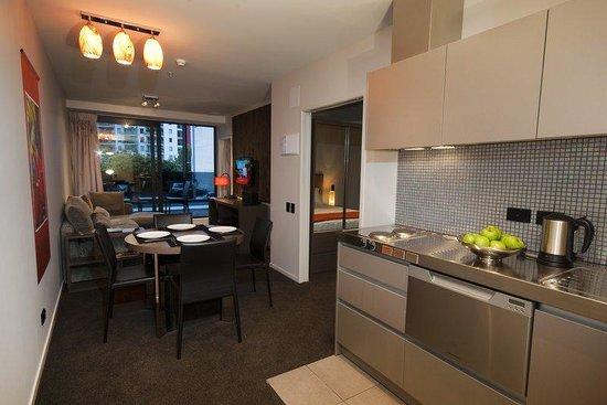 Waldorf Celestion Apartment Hotel: Celestion