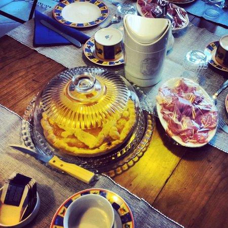 Bed & Breakfast Solo per Quattro : colazione