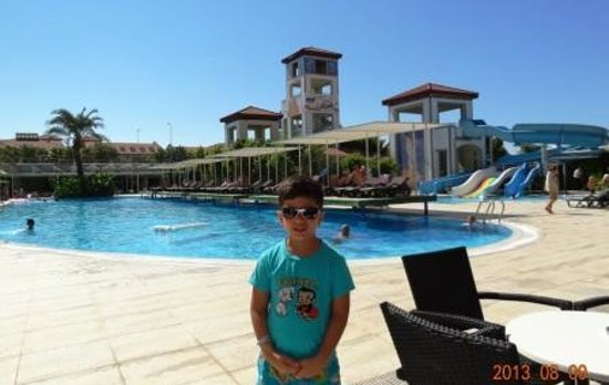 Sural Resort : pool B