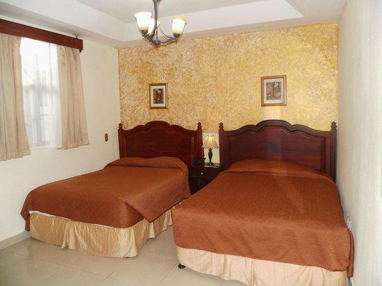 Hotel Aloha: Doble Room