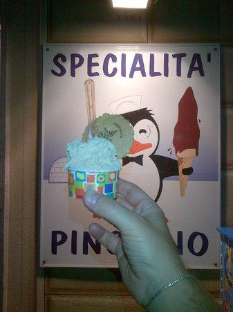 Gelateria Centrale Produzione Propria Specialita' Pinguino