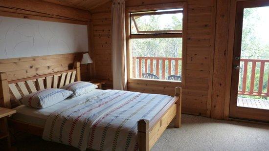 """Logpile Lodge : """"O"""" room"""