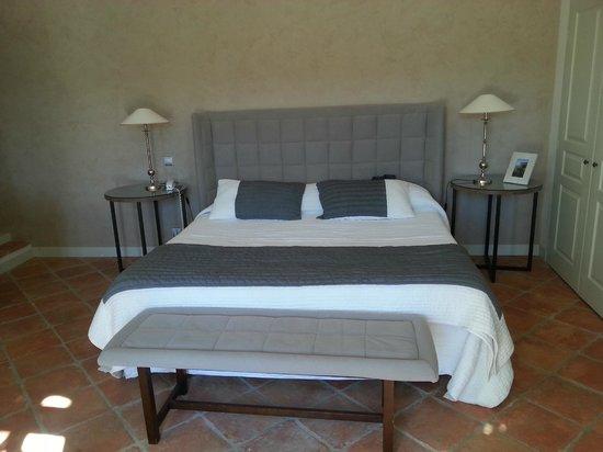 Domaine du Colombier : Chambre luxe n°19