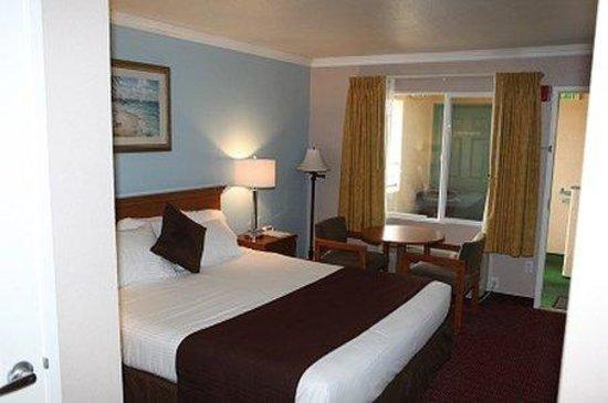 Oceano Inn : King Bed