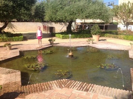 Alcázar de Jerez de la Frontera: lovely gardens