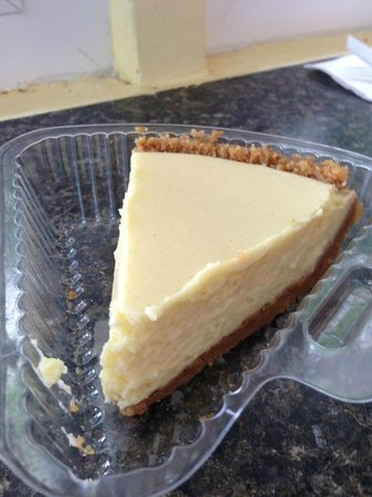 Kim's Key Lime Pie and Lotus Kitchen: Key Lime Pie available by the slice or an entire pie!!