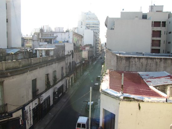Ayres Portenos Tango Suites: Vu de la chambre quartier San Telmo