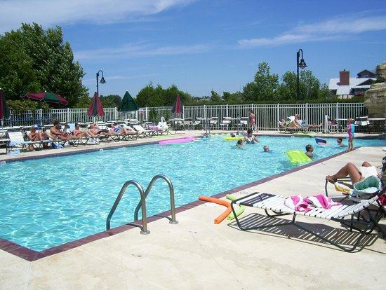 Bridgeport Resort: Bridgeport Waterfront Resort in Door County