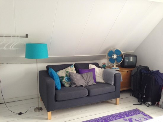 het Hemelrijck Bed & Breakfast: Room Interior