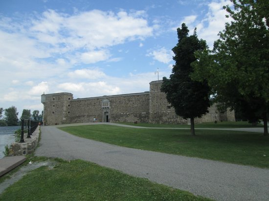 Fort Chambly National Historic Site : Fort Chambly