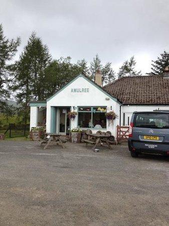 The Amulree Tearoom: The best tearoom in highland Perthshire.