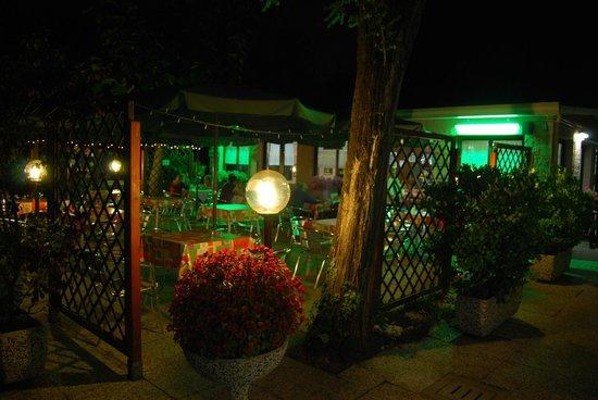 Camping Serenissima: Il ristorante-bar