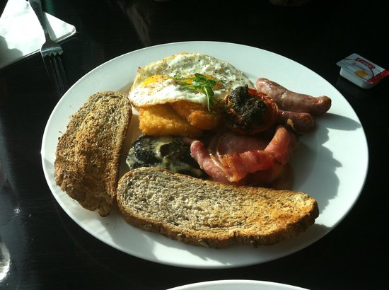 Salt Restaurant: Big Breakfast