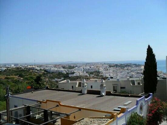 Vue balcon4 appartement 234 bat a8 albufeira jardim for Albufeira jardin