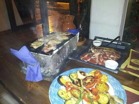 Can Caus: buon appetito