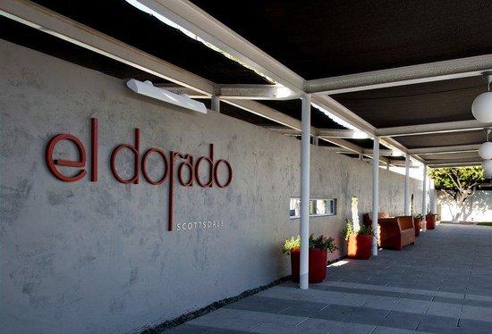 El Dorado Scottsdale: Exterior