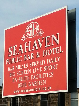 Seahaven Hotel : Recommended