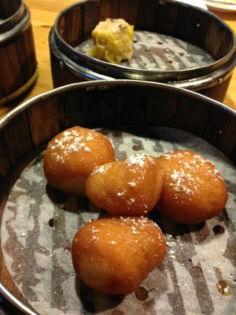 Chuck Norris Dim Sum: The doughnuts. Good heavens, the doughnuts.