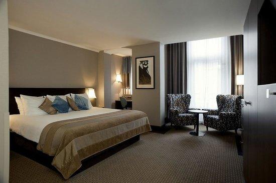 Hampshire Hotel - Amsterdam American: La stanza