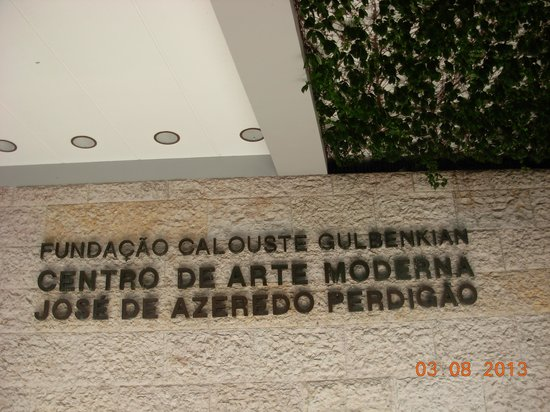 Calouste Gulbenkian Museum - Modern Collection : Il Museo