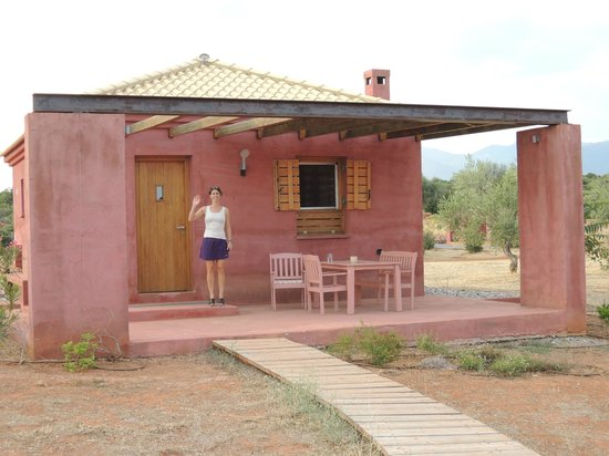 Eumelia Organic Agrotourism Farm & Guesthouse: bungalow
