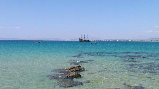 Villa Phoenicia: mare