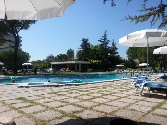 Hotel Smeraldo Terme : piscina