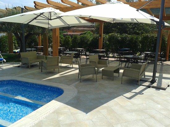 Hotel Villa Aurora Latina