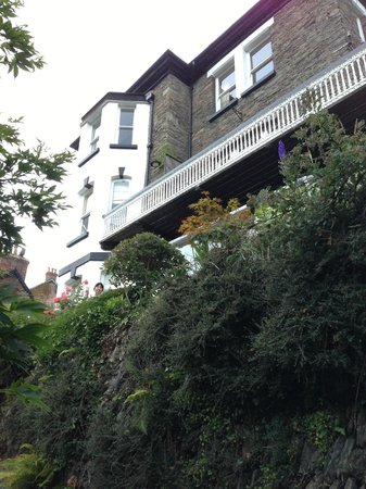 Woodlands Guesthouse : Woodland Guest House
