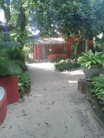 Sítio São Francisco - Pousada de Charme: Vista Jardim
