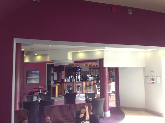 Maldron Hotel Wexford: Bar