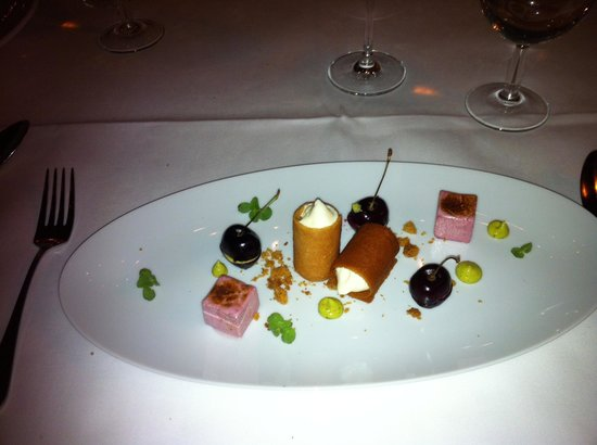 Gendarmerie: Dessert!!!