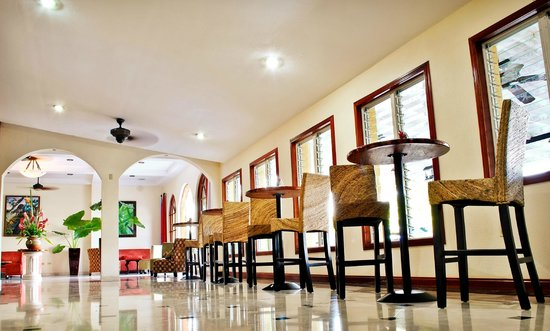San Ignacio Resort Hotel: Lobby view