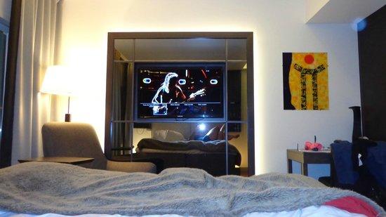 GLO Hotel Art: tv piatta 40