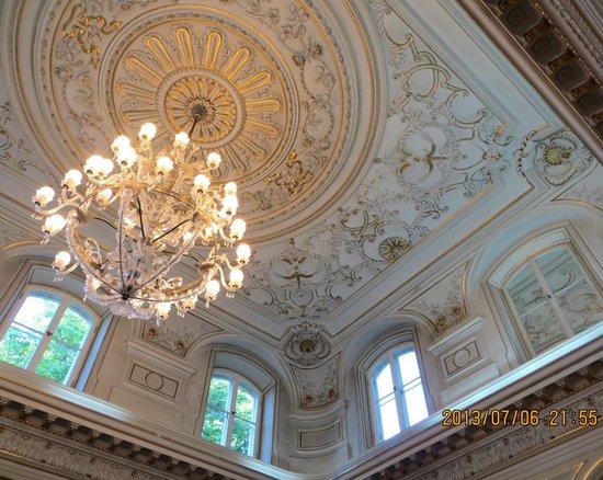 University of Warsaw (Uniwersytet Warszawski) : details @ the Reception Hall