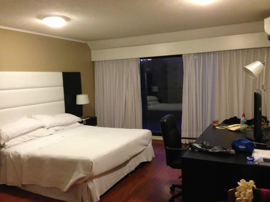Pocitos Plaza Hotel: Suíte especial