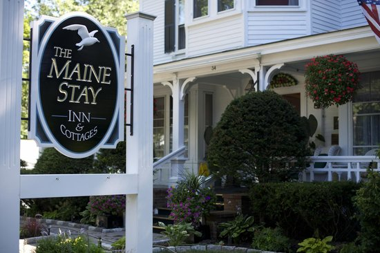Maine Stay Inn and Cottages: Lovely Kennebunkport classic
