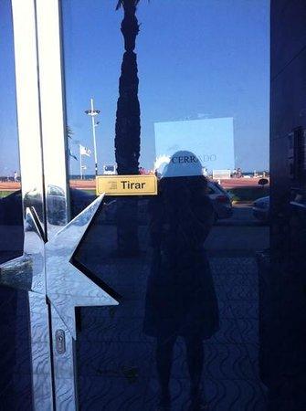 Hotel Estrella del Mar: esta cerrado