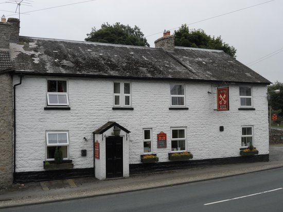 The Cross Keys Inn: Cross Keys- front